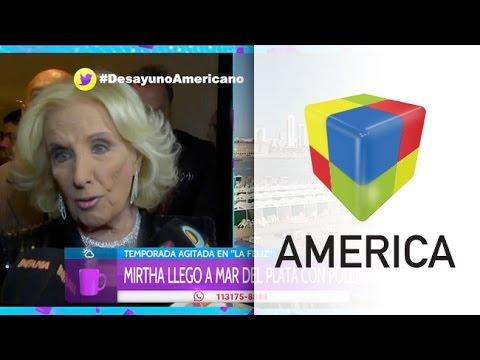 Mirtha Legrand aseguró que Daniel Scioli intentó digitar los invitados a su programa