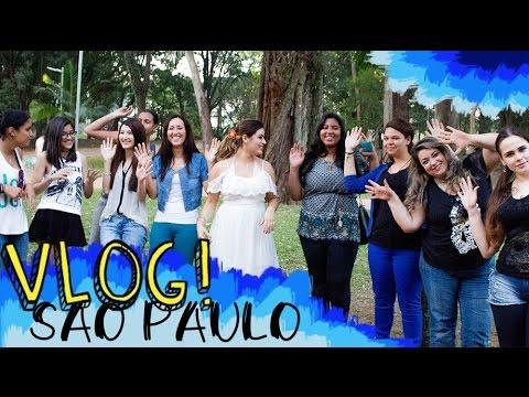 VLOG: São Paulo - Shopping, Hot Dog de Osasco e Encontrinho \o/