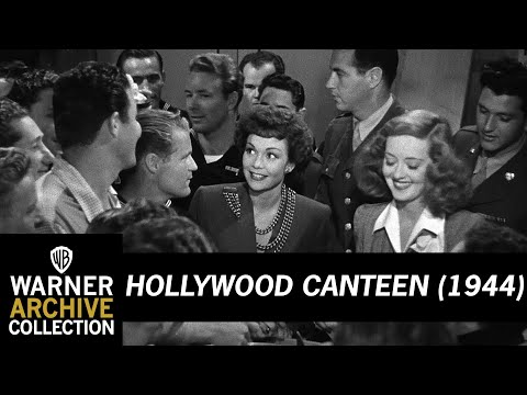 Hollywood Canteen 1944 – Hunting For Joan Leslie