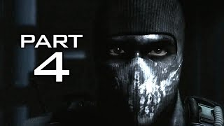 Call of Duty Ghosts Gameplay Walkthrough Part 4 - Campaign Mission 5 - Homecoming (COD Ghosts)