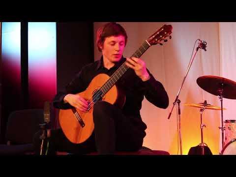 Pleven Guitar Festival 2017 Niklas Johansen–Denmark