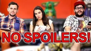 Video Game Porno and Spoiler Alerts on NERD Comment Commentary!