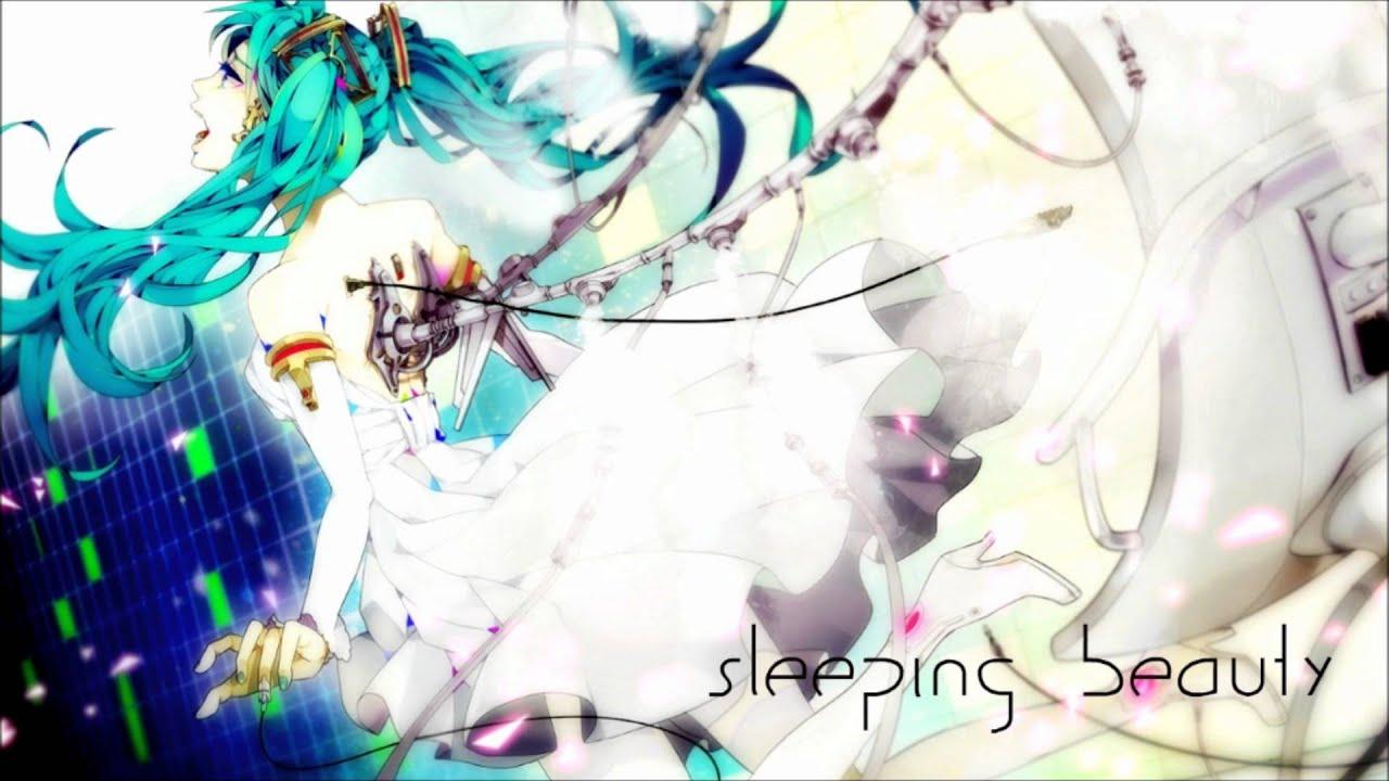Miku Hatsune - Sleeping Beauty - tekst piosenki, tłumaczenie
