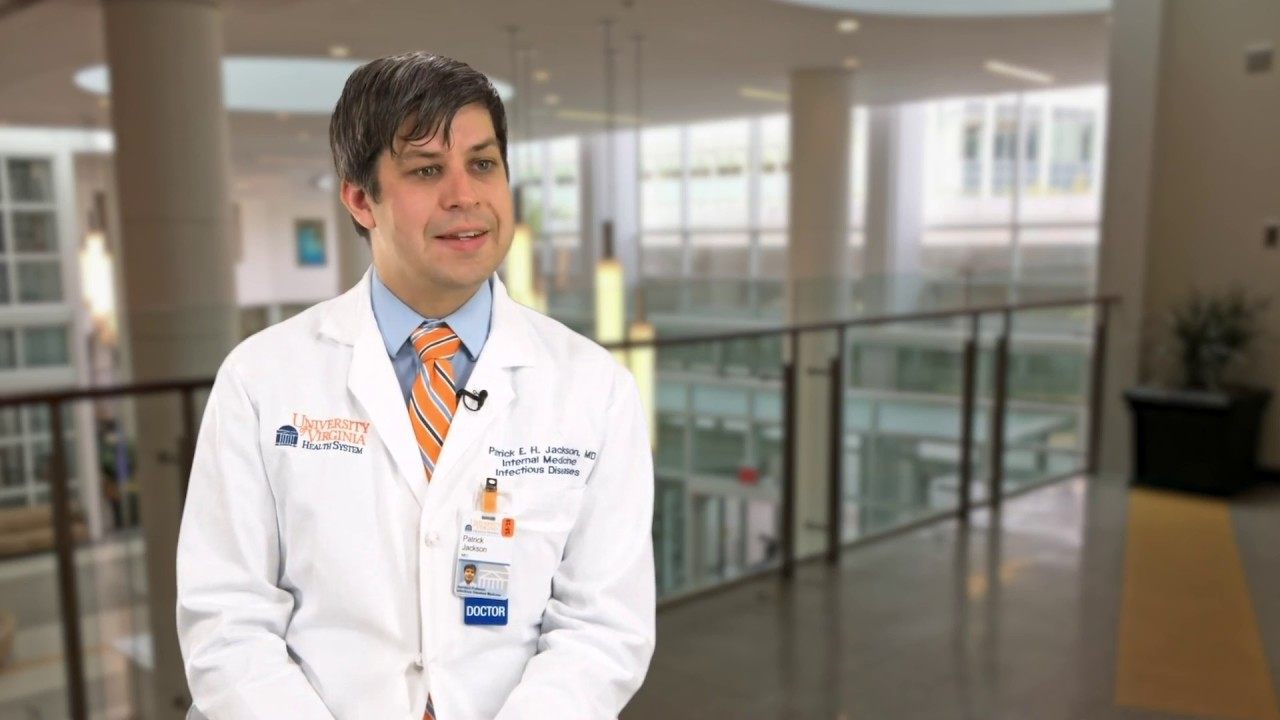 Patrick Jackson, MD | Infectious Disease | UVA