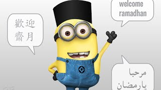 Despicable Me | Minions Ramadan Song (Bahasa Indonesia)