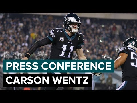 Carson Wentz On Loss To Dallas: 'We Just Didn't Execute' | Eagles Press Conference