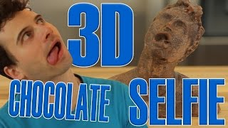 How To Make A Chocolate Selfie Candy!