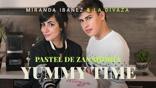 Miranda Ibañez ft. La Divaza: Pastel de Zanahorias   Yummy Time