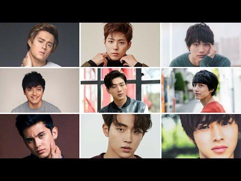 Filipino, Korean, Japanese Actors: Date, Reject, Marry