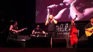 "Geoff Tate ""Wish You Were Here"" & ""Silent Lucidity"" 6/6/12"