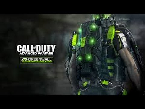 Call Of Duty Advanced Warfare MLG Team Exo Suit DLC!! OpTic, FaZe & tK Exo-Suits!!!