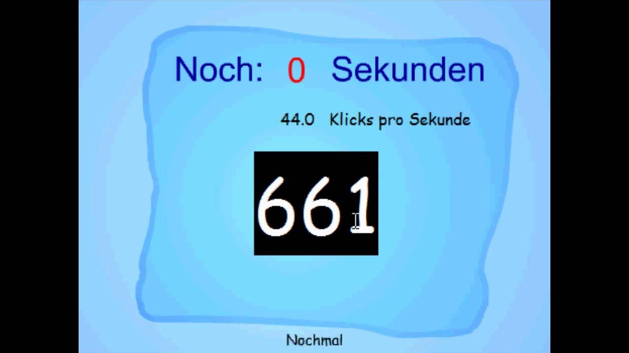 Klickspiel