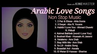 Arabic Love Songs Non Stop Music #4