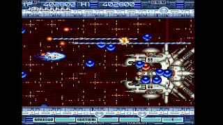 Gradius III (SNES) Full Run on Arcade Difficulty