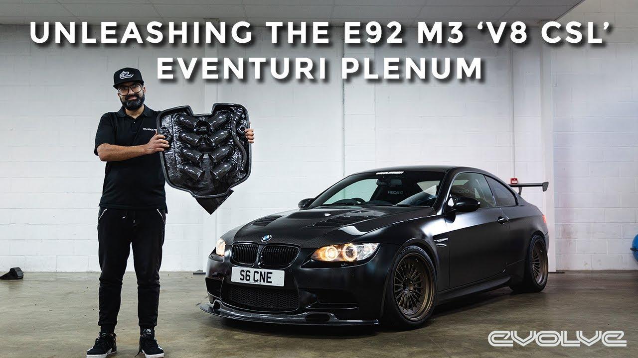 VIDEO: Evolve makes the E92 BMW M3 sound like a CSL