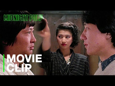 Jackie Chan And Sammo Hung Infiltrate Japanese Mob!   [HD] Clip From 'My Lucky Stars'
