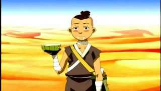 Avatar - Sokka High Drinking Cactus Juice - Nothing