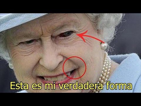 La Reina Isabel Admite Públicamente que NO es Humana