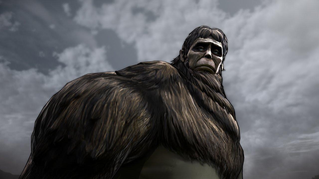 Attack On Titan: Beast/Ape Titan vs Levi [Boss Battle ...