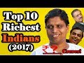 Top 10 Richest people in India (2017)