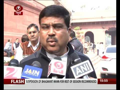 Dharmendra Pradhan says jump in cashless transactions at petrol pumps