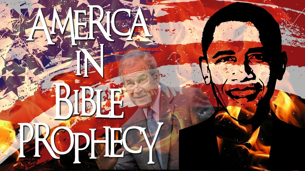 America in Bible prophecy   Second Beast of Revelation 13 ...