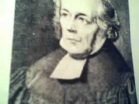 Friedrich Schleiermacher  (1768 -1834) J Burns