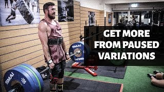 Get More Out Of Paused Movements