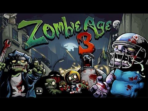 Zombie Age 3 игра на Андроид