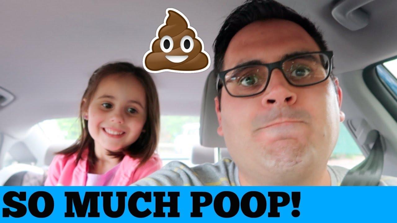 So Much Poop Theplussideofthings Youtube