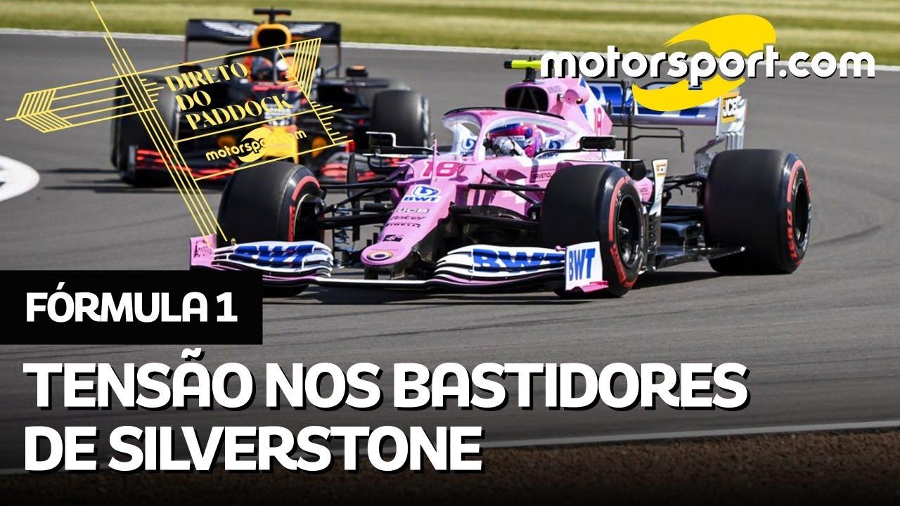 Verstappen detona F1, Racing Point vive semana decisiva e da Matta conta 'causos' de Silverstone