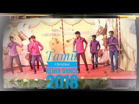 Tamil christian remix dance 2018