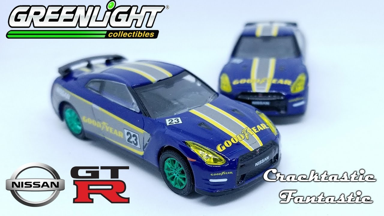 Cracktastic Fantastic Greenlight Hitch Tow Goodyear Tires Nissan