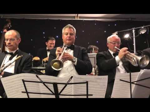 I'm Gonna Meet My Sweetie Now - The Duffee-Nichols International Jazz Orchestra - Whitley Bay 2016
