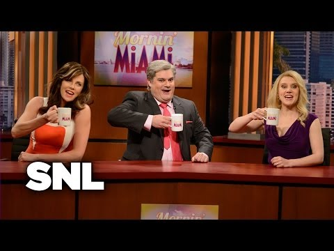 Cut For Time: Mornin' Miami with Charlize Theron - SNL