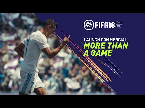 FIFA 18 El Tornado - More Than a Game - Official Trailer
