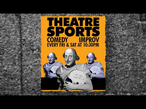 What is TheatreSports?
