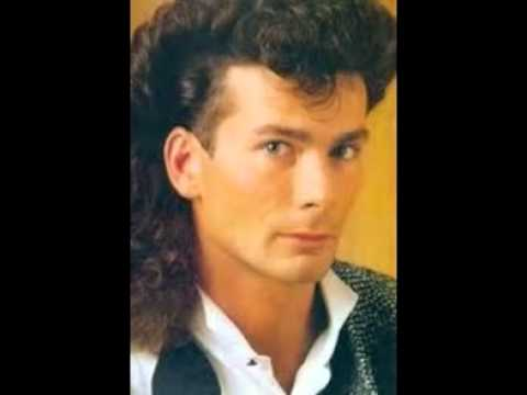 80s men hairstyle