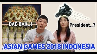 [REACTION VIDEO] BEST OPENING CEREMONY EVER !