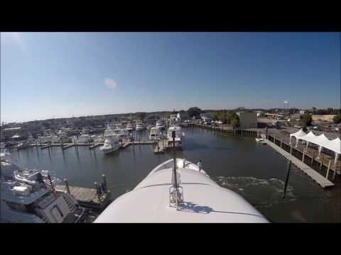 Lady Kath arriving in Cape May HD