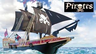 Мультики про ПИРАТОВ Игрушки Playmobil Игровые наборы Пираты