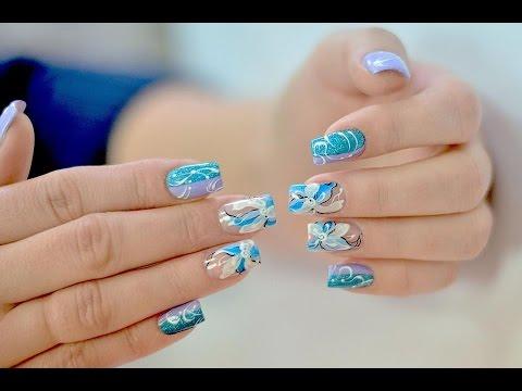 1000 Modern Nails Art Design Gallery 2015 #160