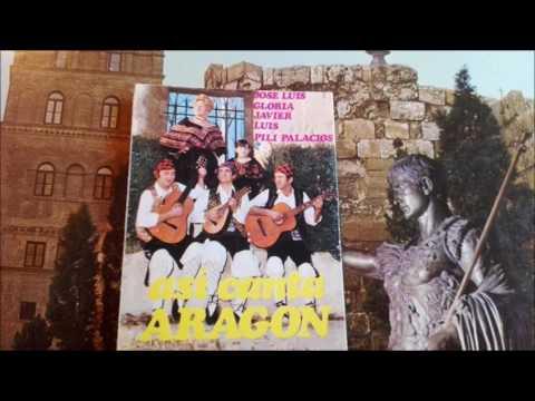 JOTAS ARAGONESAS,,,ASI CANTA ARAGON,,,1974