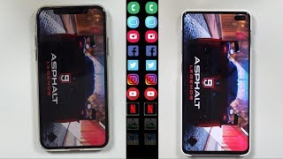 Hız Testi | iPhone XS vs. Samsung Galaxy S10+