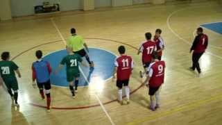 Промсвязьинвестъ - Волна-ФФК Первая Лига 1/4 Финала 2й матч