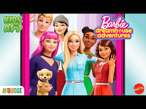 Barbie Dreamhouse Adventures (Budge Studios) - Design, Cook, Dance And Party! - Best App For Kids