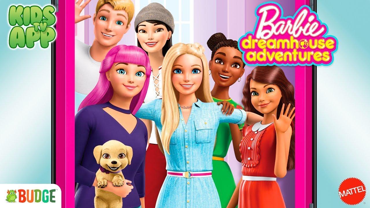 Barbie Dreamhouse Adventures Budge Studios Design