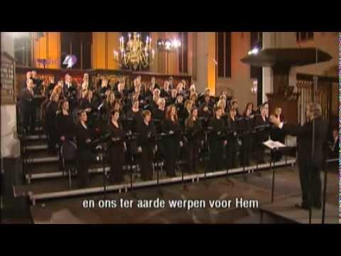 Live concert: Rachmaninov - Vespers