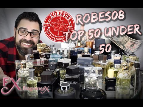 💰💵Top Best 50 Fragrances For $50 And Under / Top 50 Lists