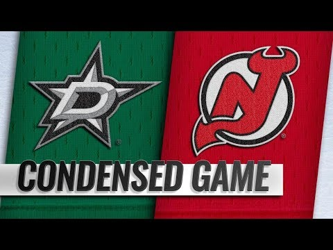 Dallas Stars vs New Jersey Devils – Oct.16, 2018 | Game Highlights | NHL 18/19 | Обзор матча